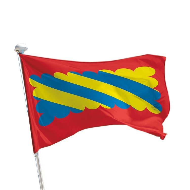 Drapeau province Nivernais pour mât