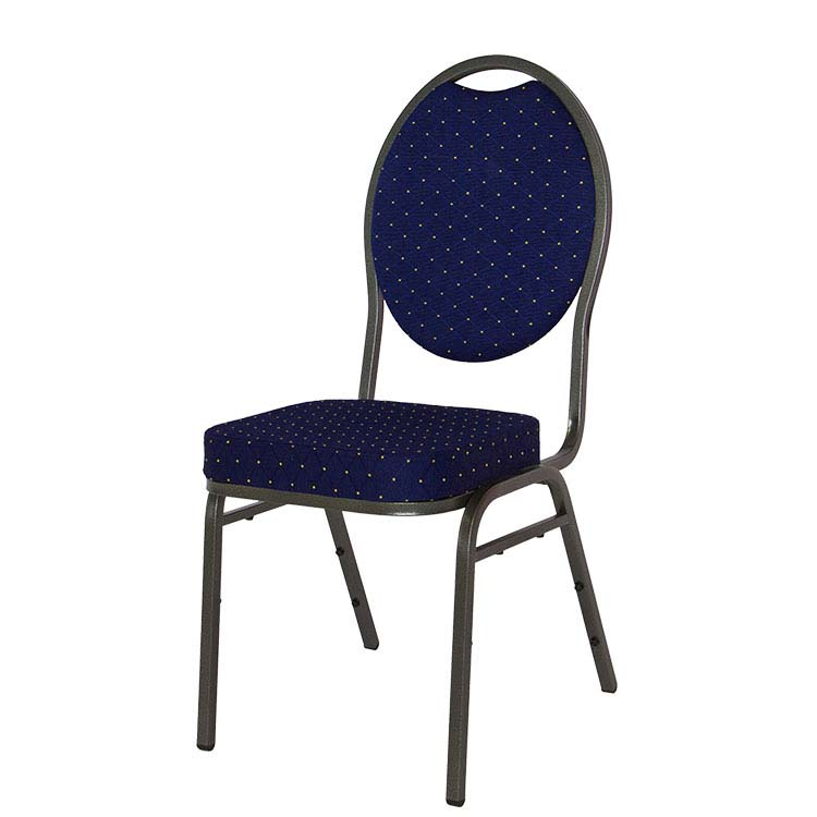 chaise florie bleu