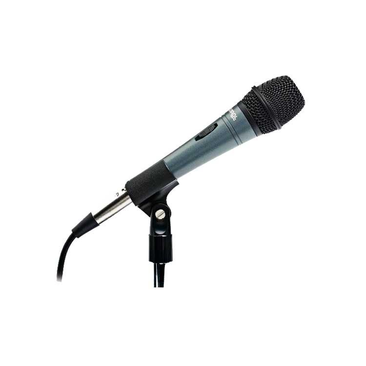 Microphone filaire main ou trépied