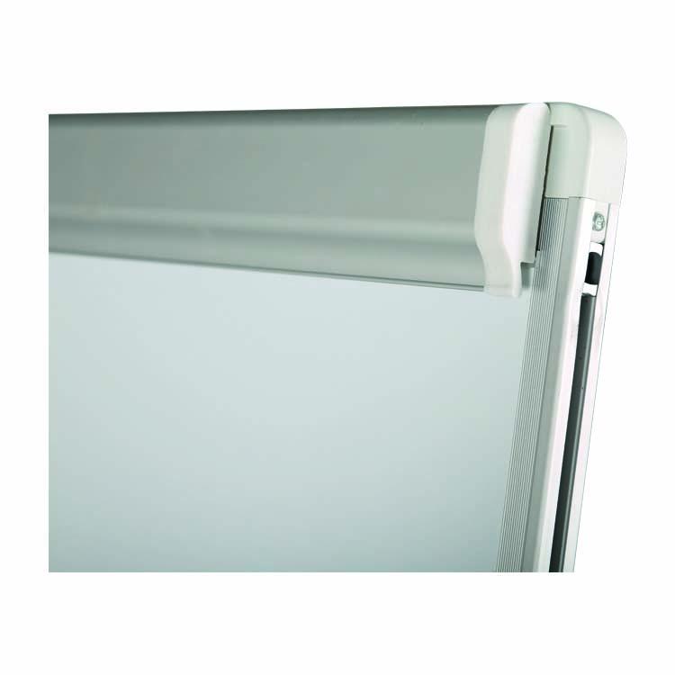 cadre aluminium du Paperboard de conférence