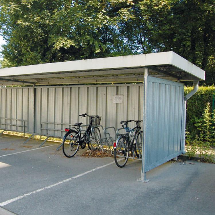 Abri vélos Quebec