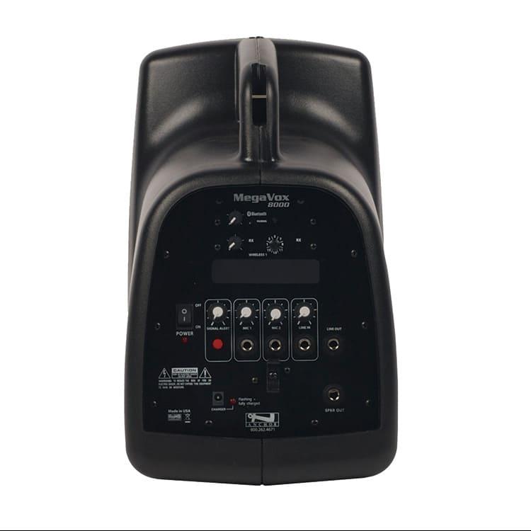 Porte-voix extérieur 40W MEGAVOX Pro