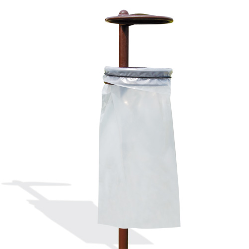 Support sacs poubelles premium