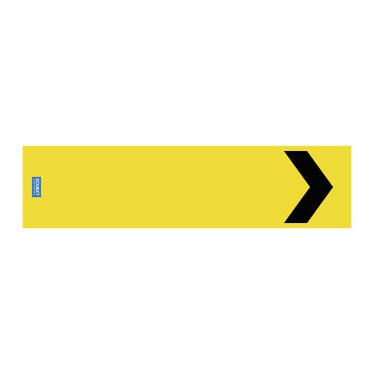 Flèche directionnelle 20 x 80 cm