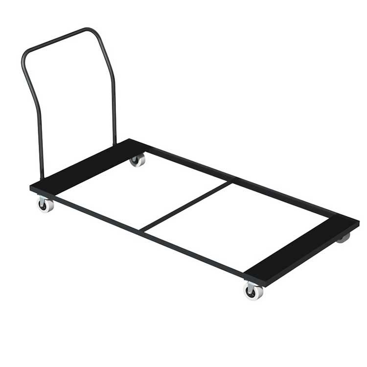 Chariot de stockage horizontal