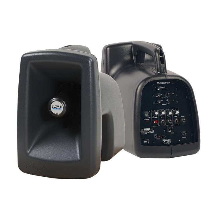 Porte-voix extérieur MEGAVOX Pro