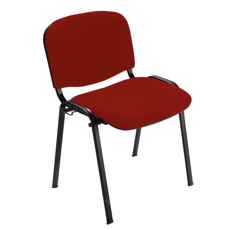 Chaise Visa M4 rouge