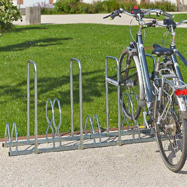 Rack à vélo Tokyo arceaux et cycles