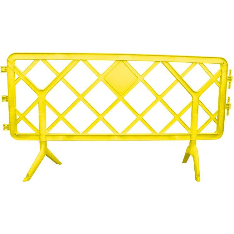 Barrière Robusta jaune