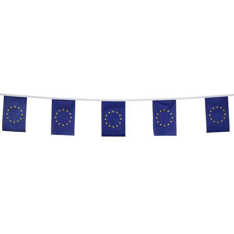 Guirlande tissu Union européenne