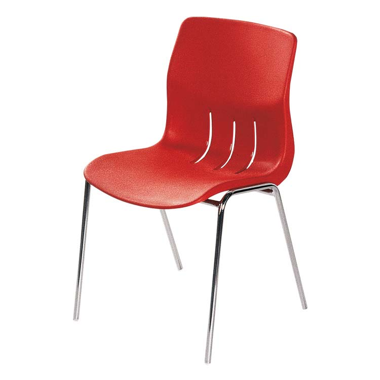 Chaise Coquergo M4 rouge