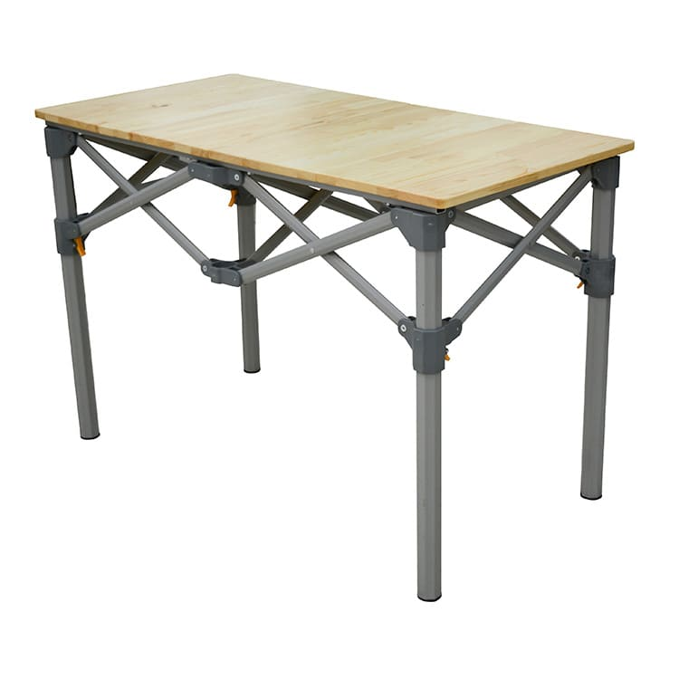 Table comptoir pliante 120 x 60 x 89.5 cm