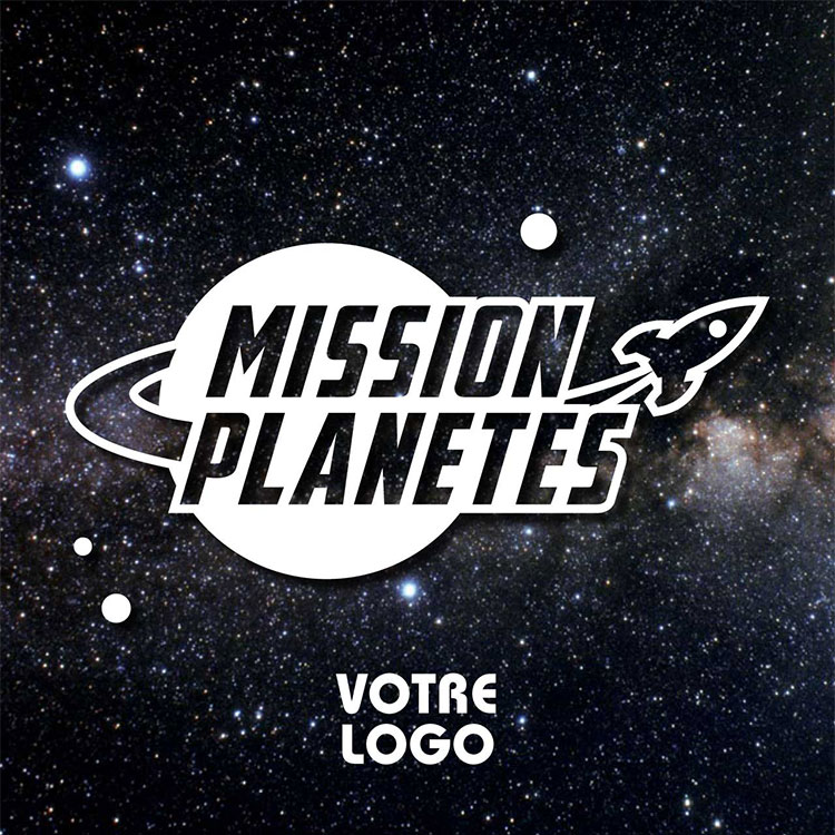 Page de couverture catalogue mission planètes