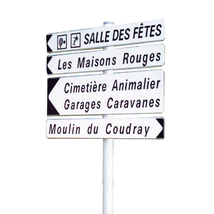 Panneaux D29 directionnels