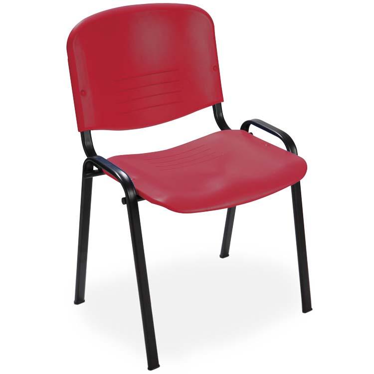 Chaise Vénezia M2 bordeaux
