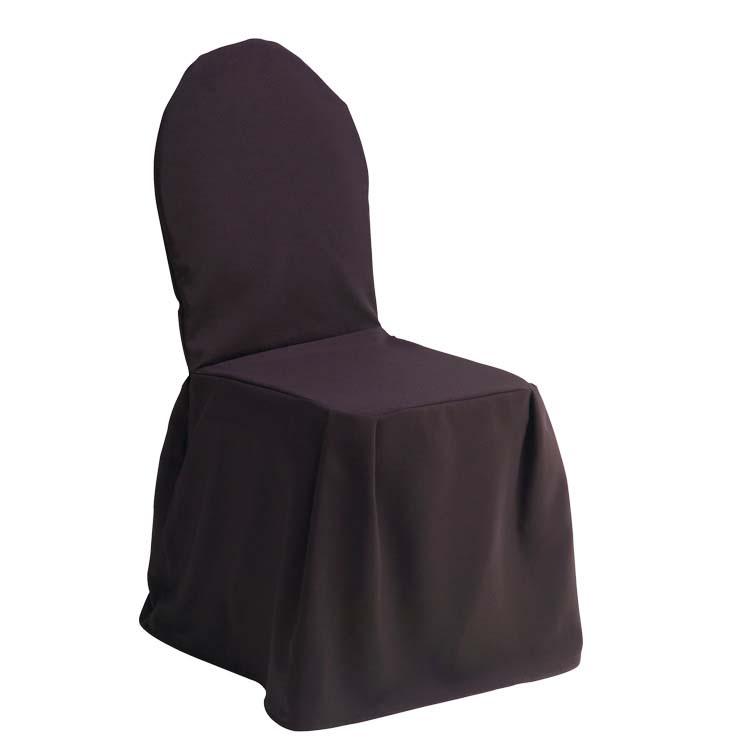 Housse d'habillage noire
