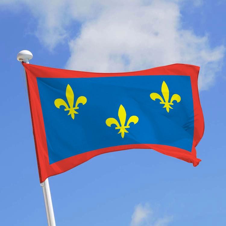 Pavillon de la province d'Anjou