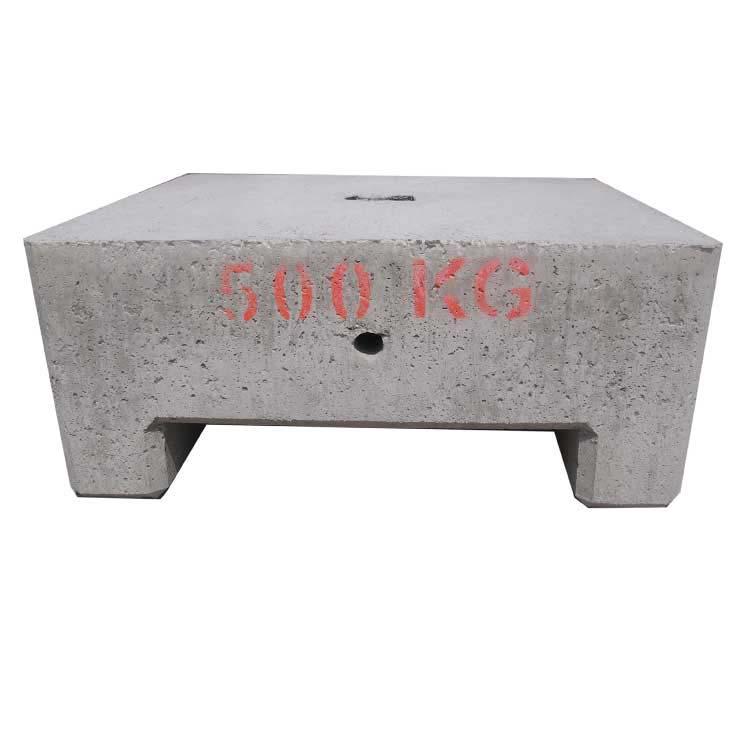 Lest béton 500 kg