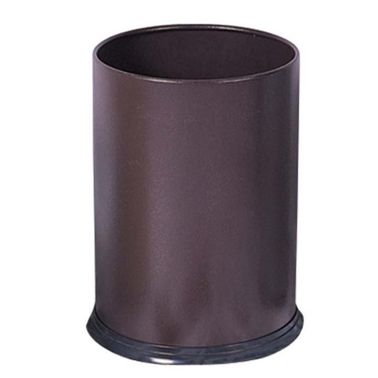 Corbeille à papier Classic marron - 12 litres