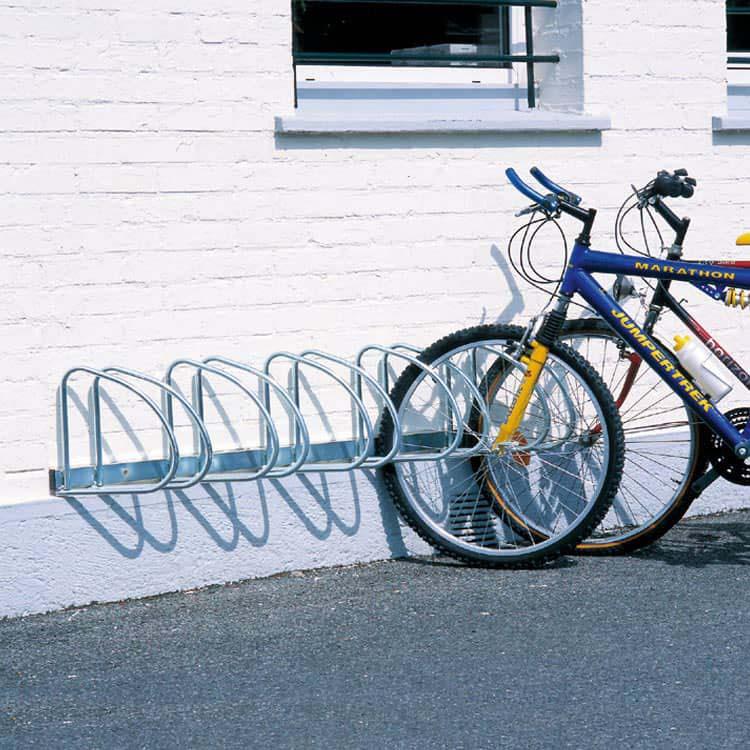 Rack à vélo mural Assen 5 cycles