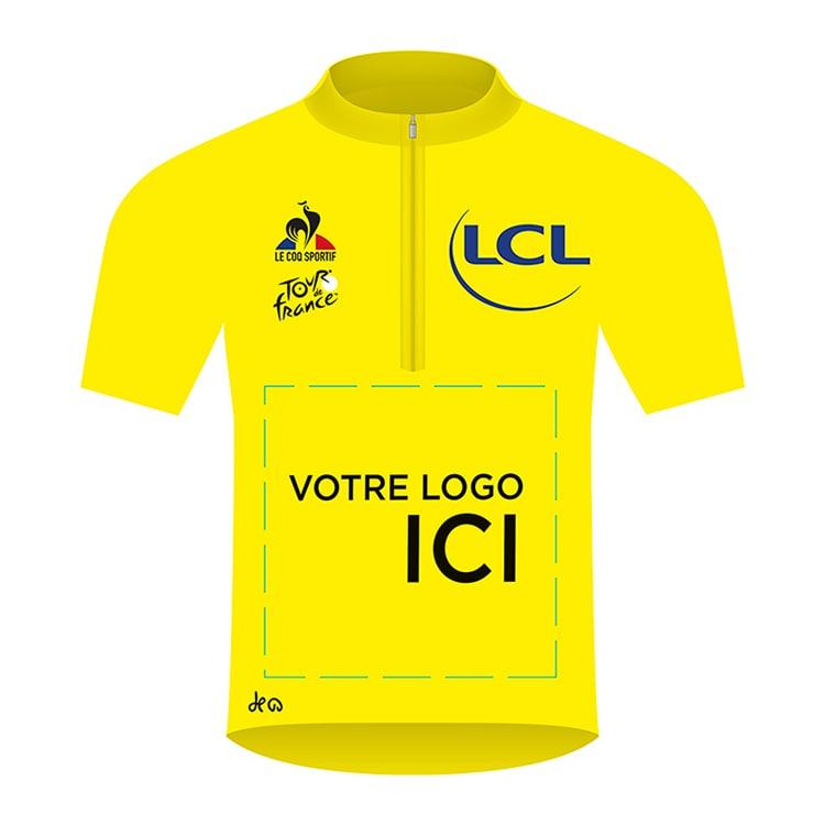 Maillot géant jaune officiel Tour de France