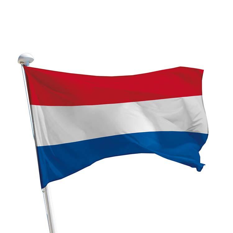Drapeau Pays-Bas pour mât