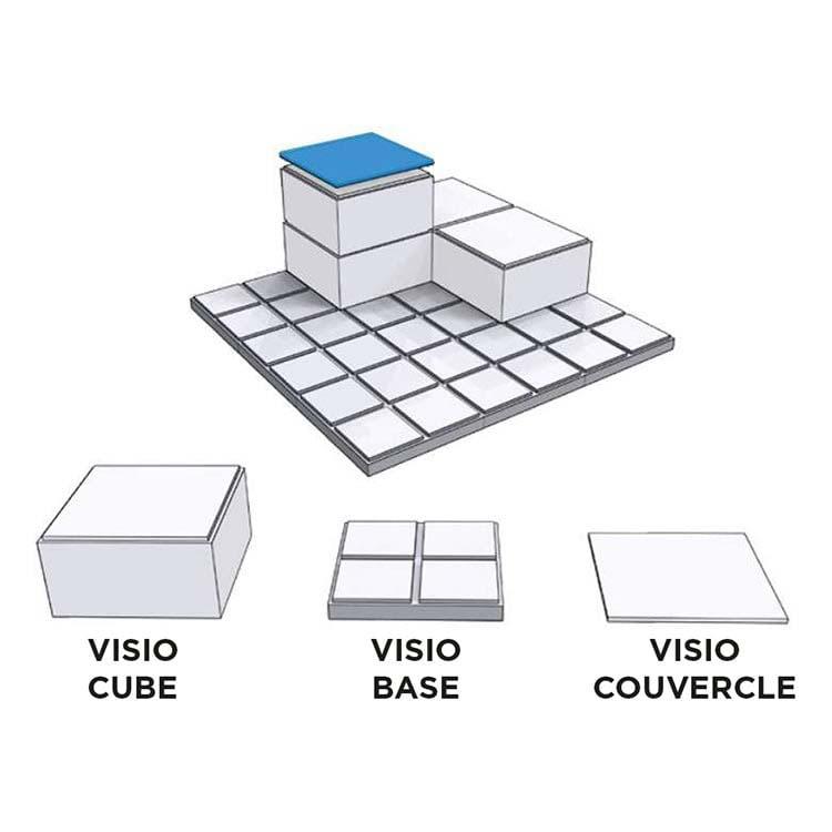 Visio Base Visio Cube Visio Cover