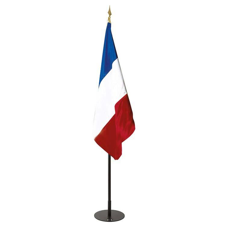 Drapeau français d'intérieur Prestige