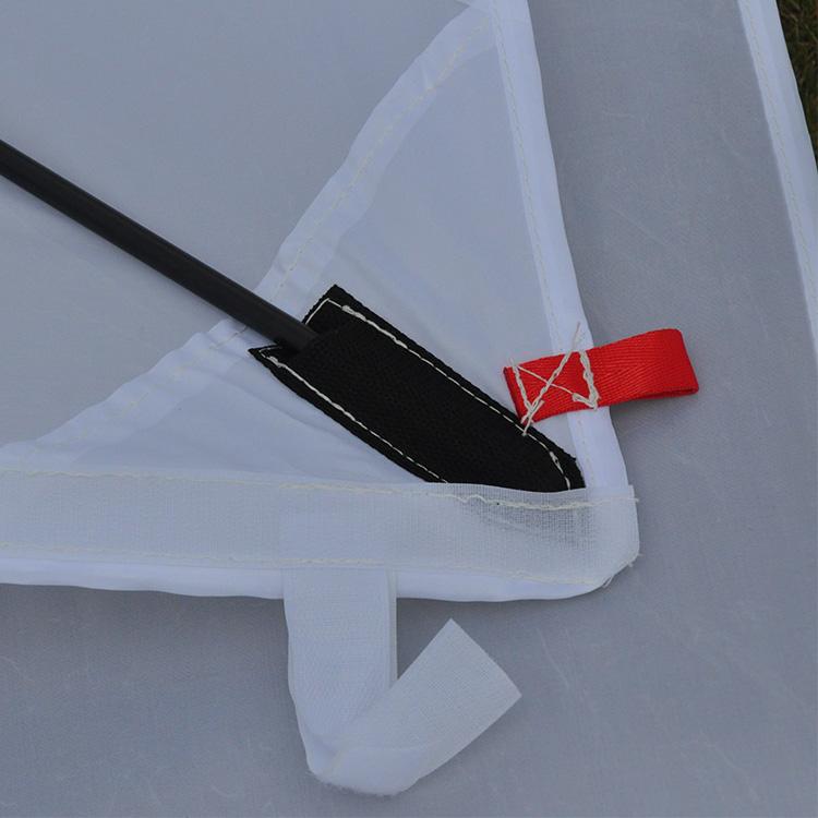 Angle du paravue de sécurité Hopup