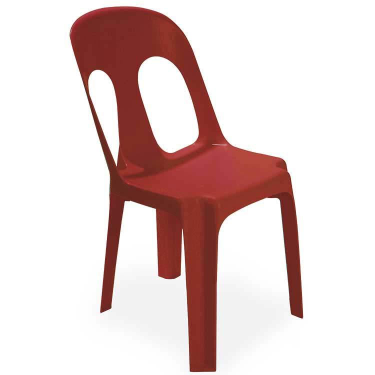 Chaise Sirtaki M2 bordeaux