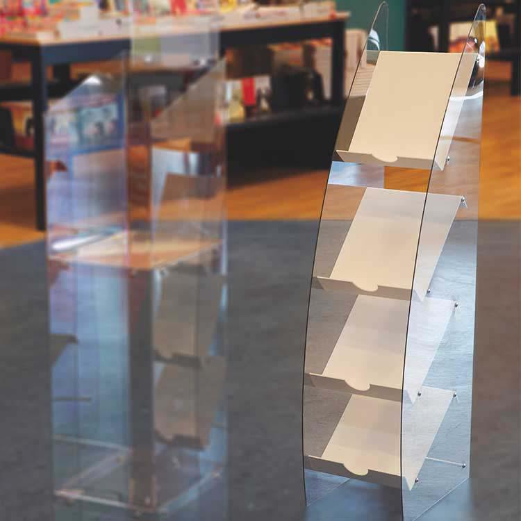 Porte-documents en Plexiglass