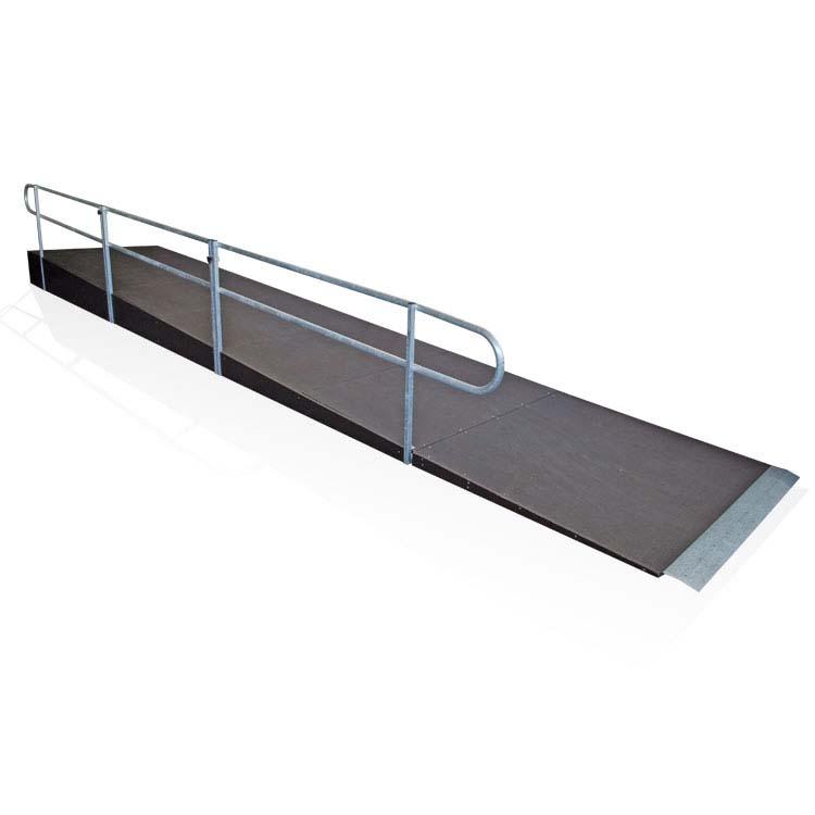rampe d'accès pour podium