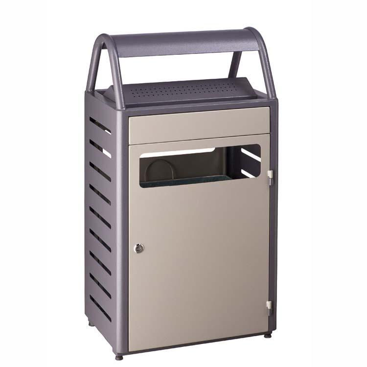 Cendrier kiosque 50 litres
