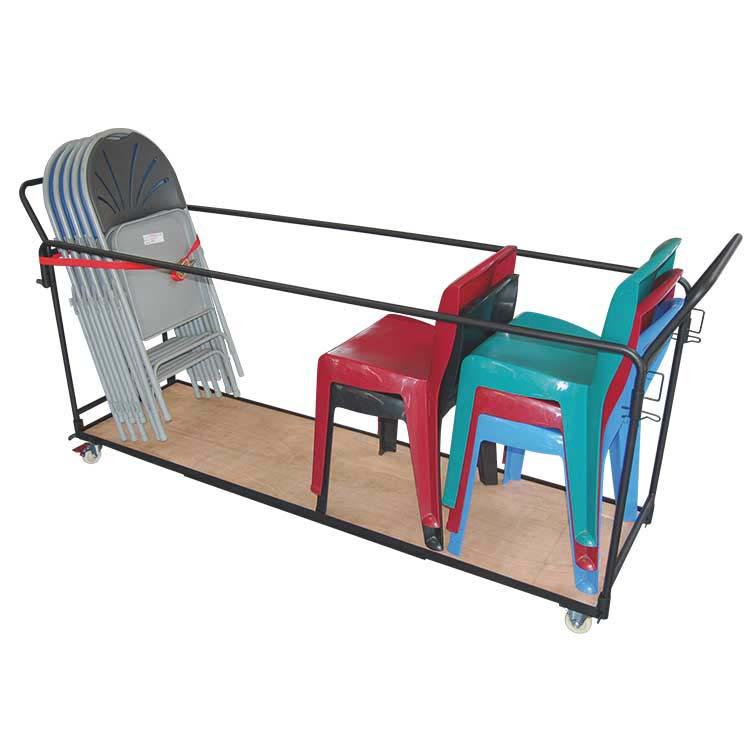 Chariot de transport pour chaises et tables