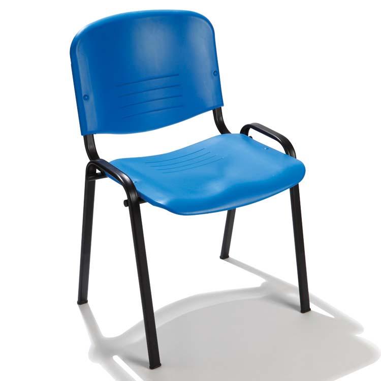 Chaise venezia bleue