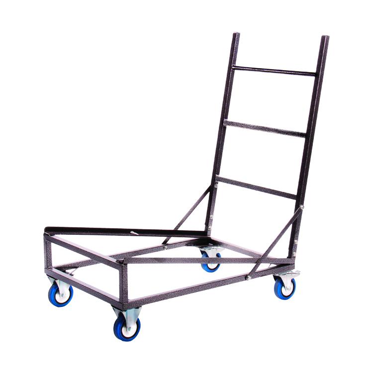 Chariot pour tables hautes Kubo Ferro/Smart vide