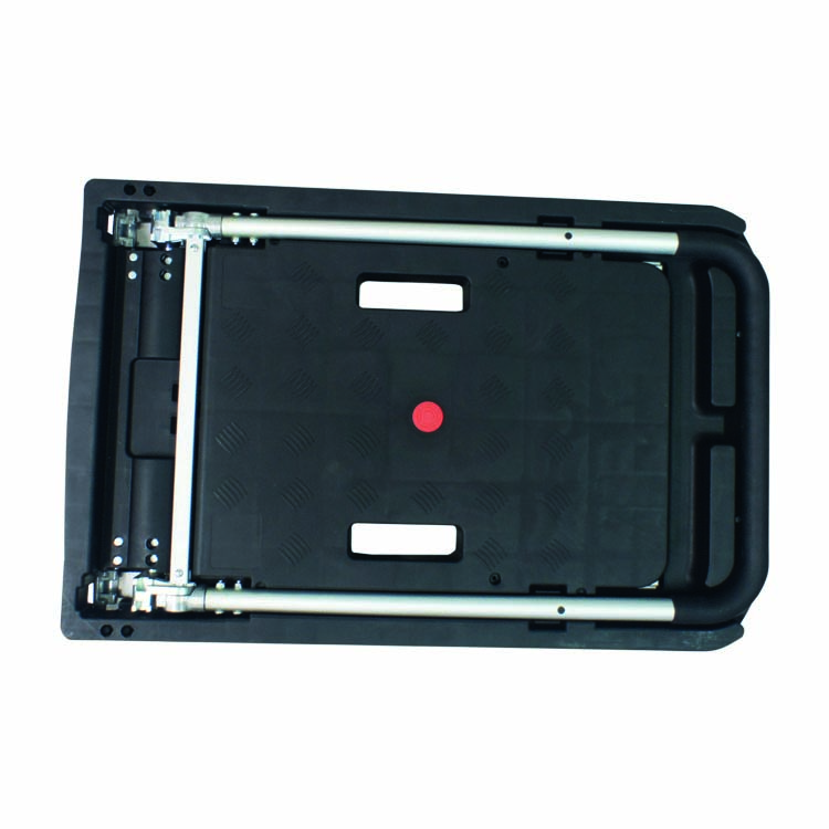Chariot compact pliable extra plat