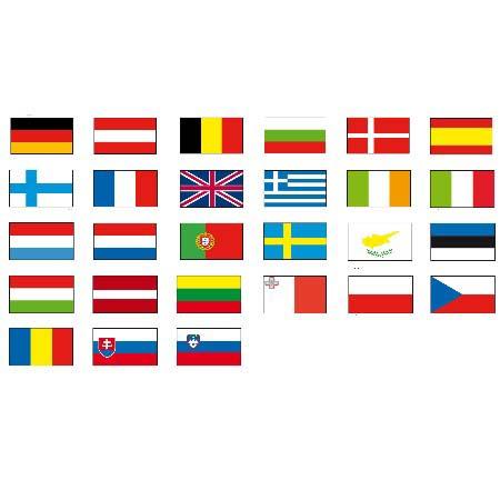 Kit des pavillons européens