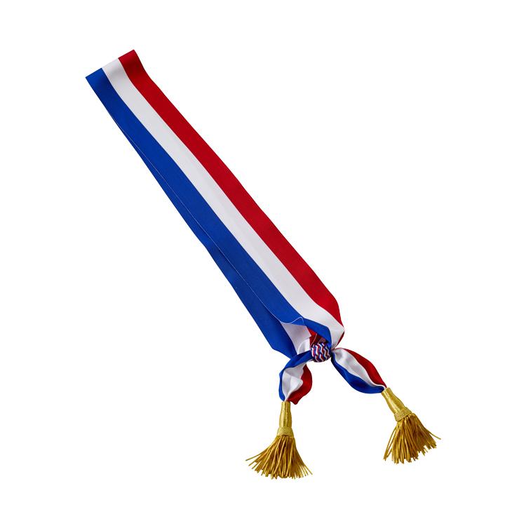 Écharpe tricolore pour maire