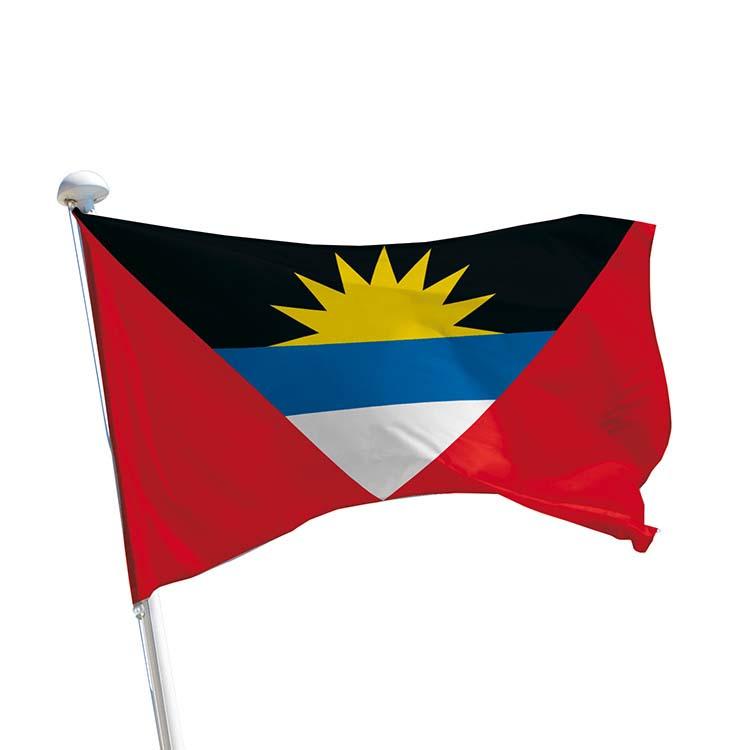 Pavillon Antigua et Barbuda