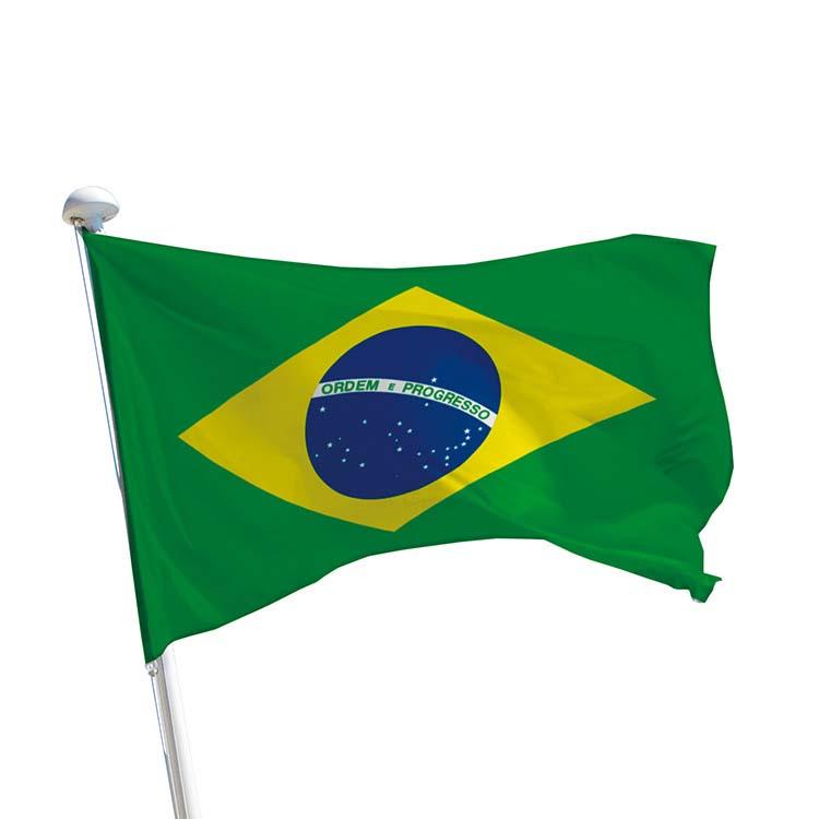 Drapeau Brésil pour mât