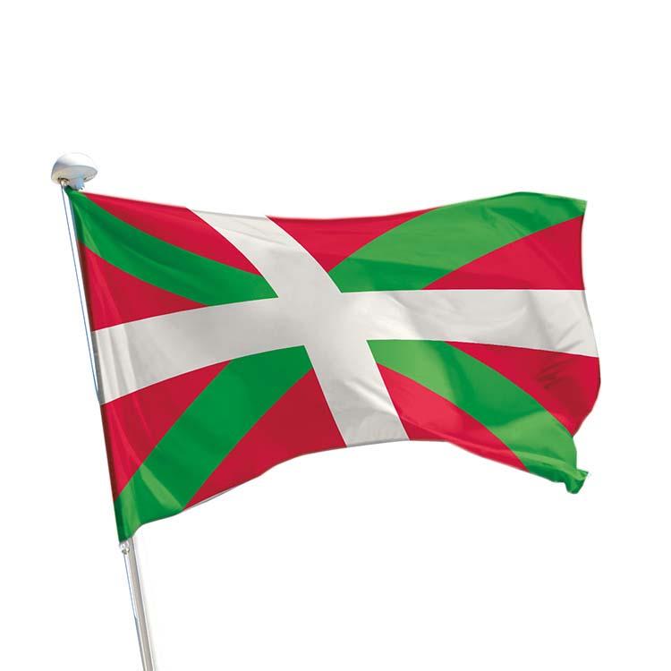 Drapeau province Pays-Basque pour mât