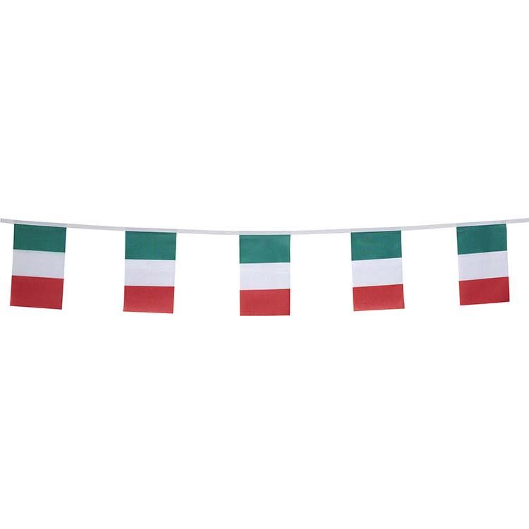 guirlande tissu Italie