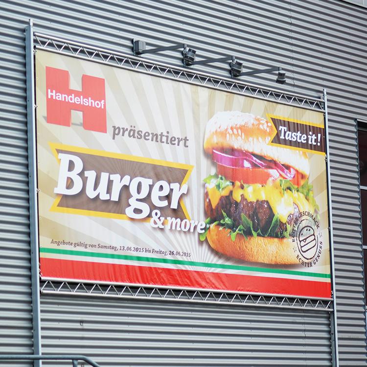 Banner Handelshof
