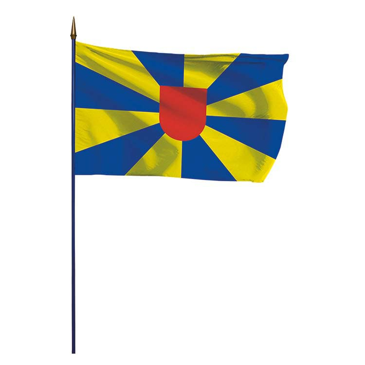 Flandre ouest occidentale drapeau