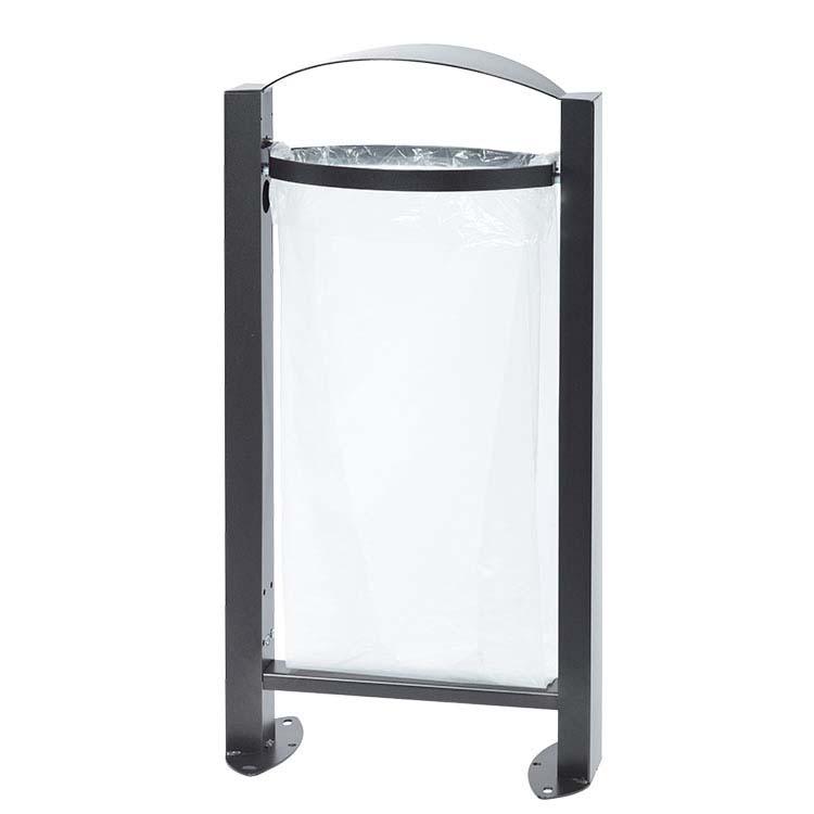 supports design pour sacs poubelle 110 litres doublet. Black Bedroom Furniture Sets. Home Design Ideas