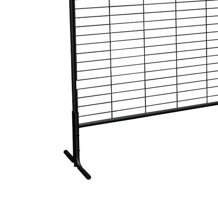 Lot de 2 pieds grille Labelexpo
