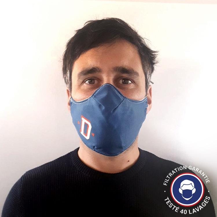 Masque tissu ColleKtor personnalisable