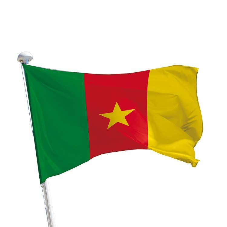 Pavillon Cameroun