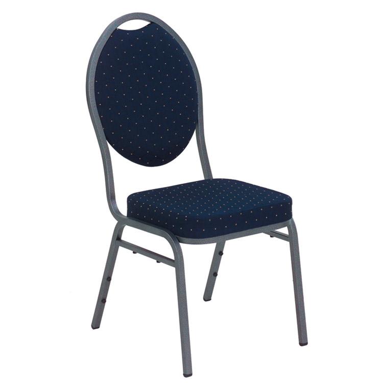Chaise florina bleue